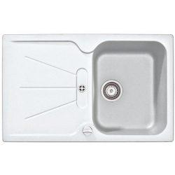 Teka Cara 45 B TG Fehér gránit mosogatótálca
