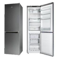 Indesit LI8FF2IX alulfagyasztós hűtőszekrény