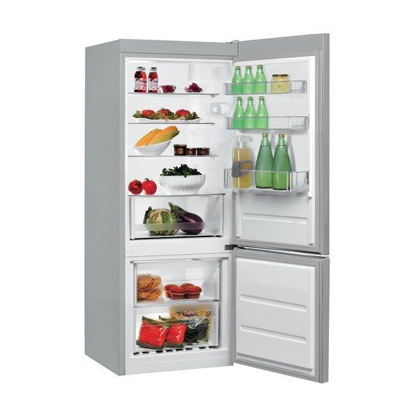 Indesit LR6S1S alulfagyasztós hűtőszekrény