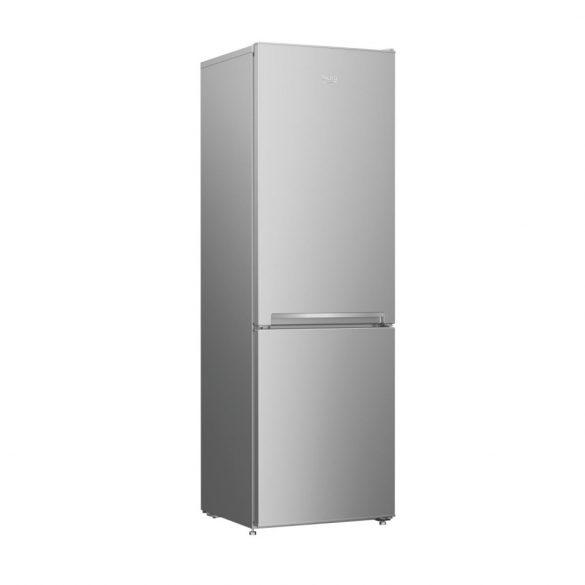 Beko RCSA270K20S alulfagyasztós hűtőszekrény