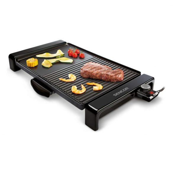 Sencor SBG 106BK Asztali grillsütő