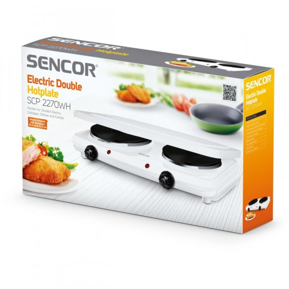 Sencor SCP 2270WH Elektromos főzőlap