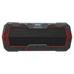 Sencor SSS 1100RD Hordozható Bluetooth hangszóró (piros)
