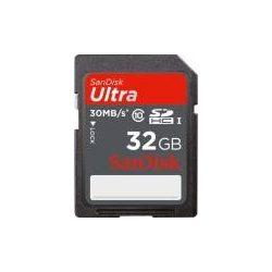SanDisk SDHC 32Gb 30MB/s SD memóriakártya