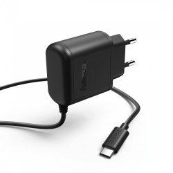 Hama 173617 Hálózati töltő USB type-C 3A