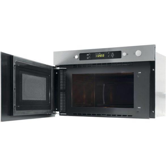 Whirlpool AMW 423/IX Beépíthető mikrohullámú sütő