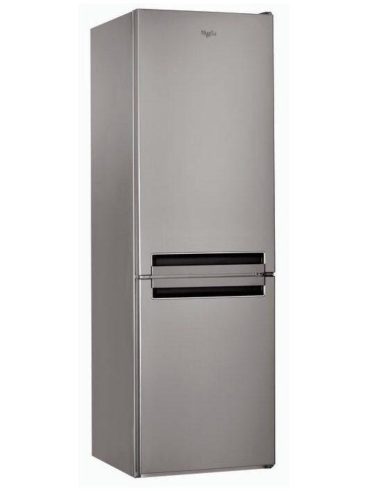 Wrlpool BSNF 8122 OX Alulfagyasztós Supreme NoFrost hűtőszekrény