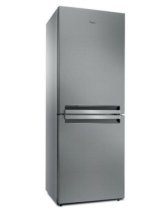 Whirlpool B TNF 5012 OX 70cm széles Alulfagyasztós NoFrost hűtőszekrény