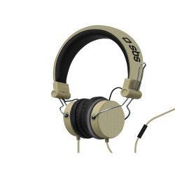 SBS DJ ONE Stereo Studio Mix fejhallgató
