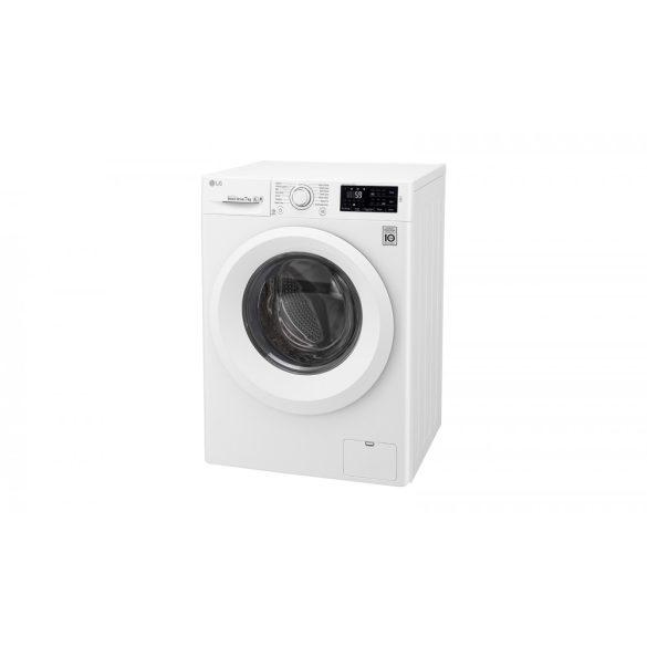 LG F2J5QN3W elöltöltős mosógép