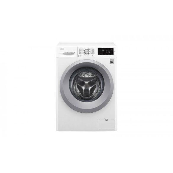 LG F4J5QN4W elöltöltős mosógép