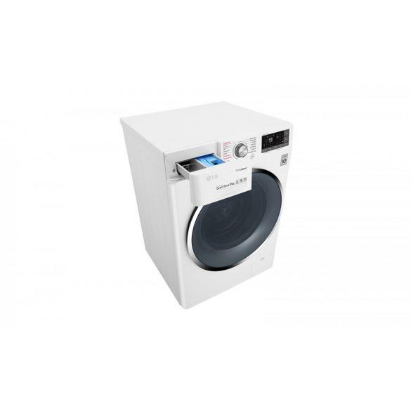 LG F4J8VS2W elöltöltős mosógép