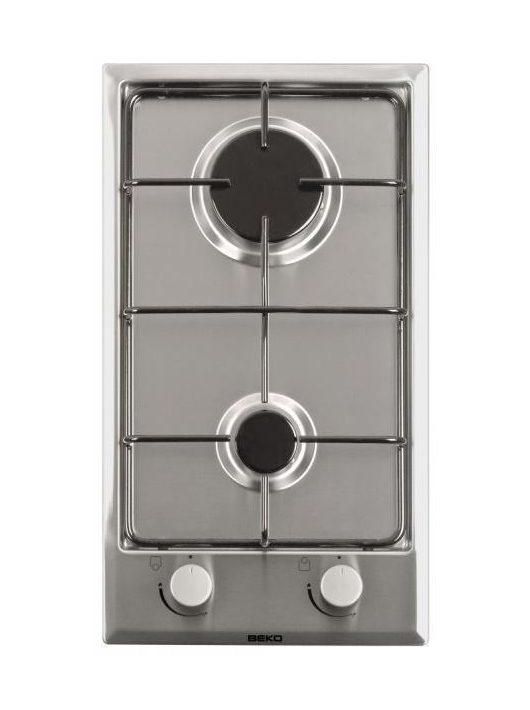 Beko HDCG-32220SX beépíthető gáz dominó főzőlap