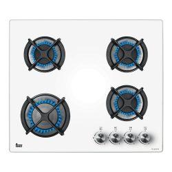 Teka HF Lux 60 4G AI AL Beépíthető gázfőzőlap fehér