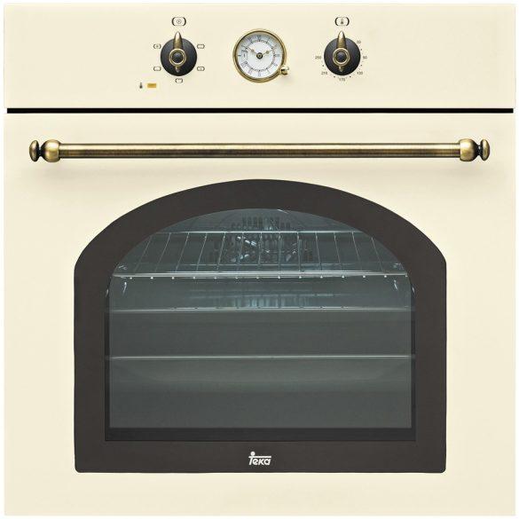Teka HR 550 Beépíthető sütő bézs