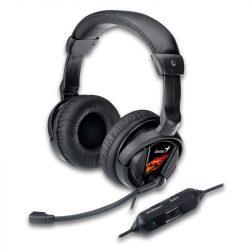 Genius HS-G500V Gaming Headset gamer mikrofonos fejhallgató
