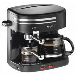 Dyras MCKR-8700N Espresso,cappuccino és filteres kávéfőző készülék