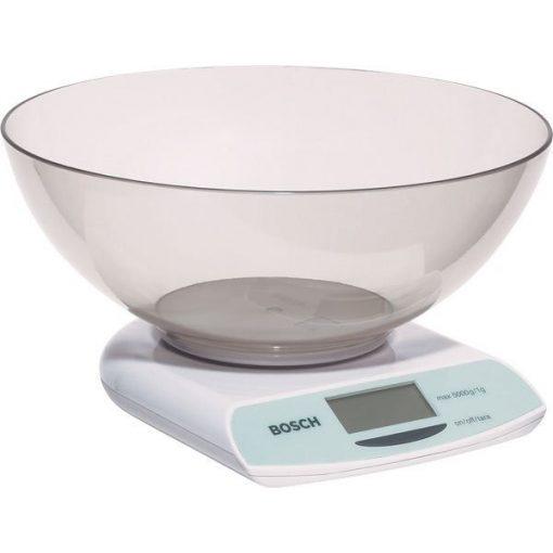 Bosch MKW0120 digitális konyhai mérleg