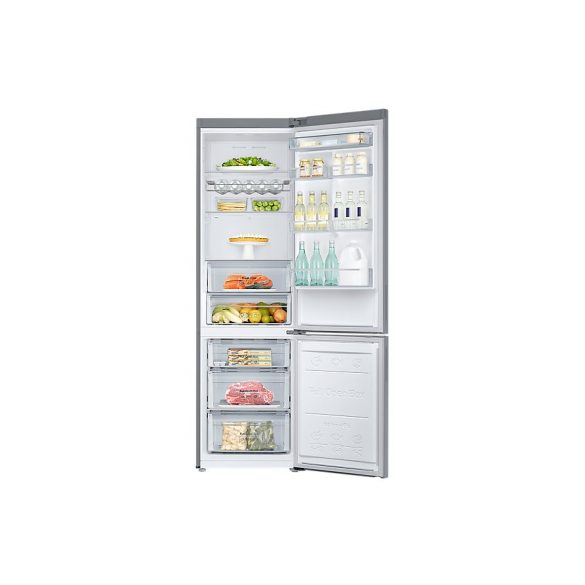 Samsung RB37J5225SS Alulfagyasztós hűtőszekrény