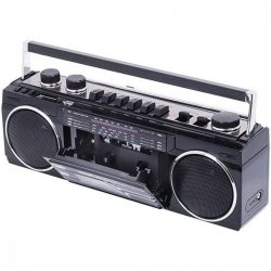 Trevi RR501 Retro kazettás rádió USB/MP3