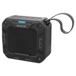 Sencor SSS 1050BL Hordozható Bluetooth hangszóró (fekete)