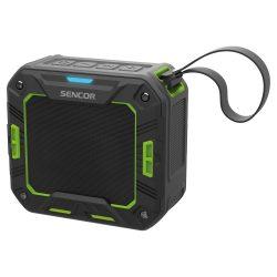 Sencor SSS 1050GN Hordozható Bluetooth hangszóró (zöld)