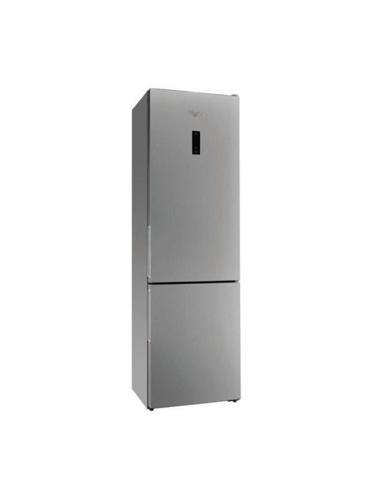 Whirlpool WNF8 T20 X Alulfagyasztós Total NoFrost hűtőszekrény