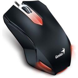 Genius X-G200 Optikai gamer egér - fekete