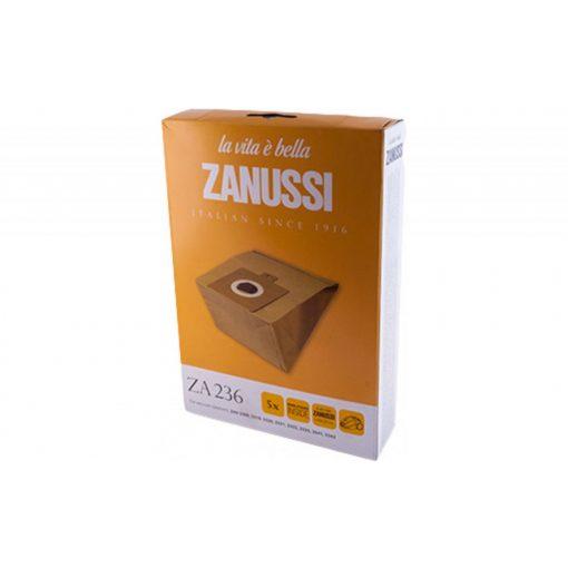 Zanussi ZA236 papír porzsák